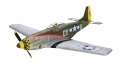 P-51D Mustang BL Parkzone BNF
