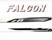 Falcon Carbon Blades-Tail 115