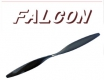 Falcon Carbon Indoor 9x4,5\